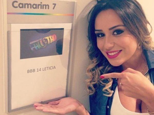 Globo renova contrato de ex-BBB Letícia por um ano