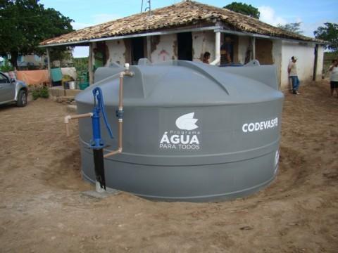 Formação do Comitê Gestor do Programa Água para Todos