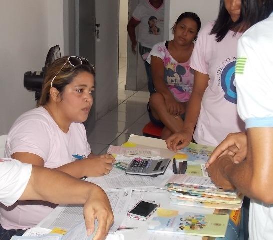 Inicio da Campanha de vacinação contra gripe em Canavieira - Imagem 3
