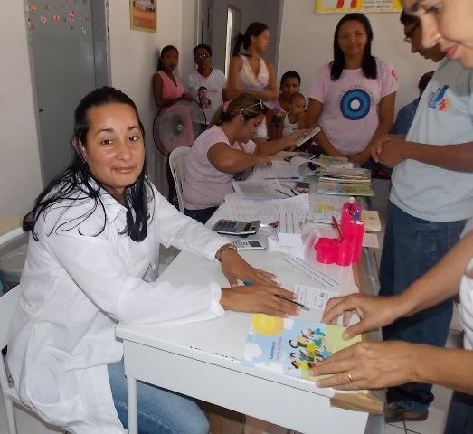 Inicio da Campanha de vacinação contra gripe em Canavieira - Imagem 1