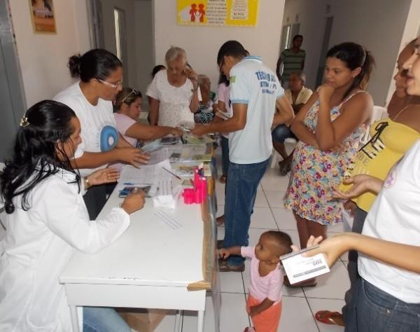 Inicio da Campanha de vacinação contra gripe em Canavieira - Imagem 5
