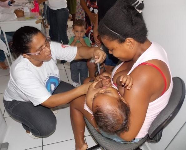 Inicio da Campanha de vacinação contra gripe em Canavieira - Imagem 2