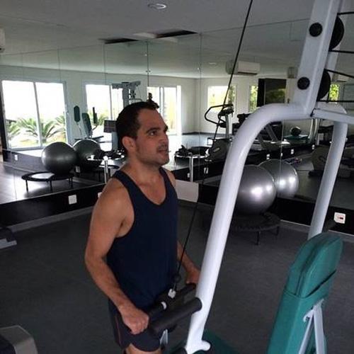 Luciano emagrece 20 kg, após internação com problemas de saúde