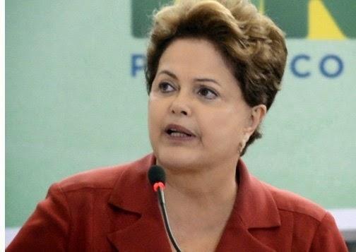 Dilma: Não tem cabimento escoar a safra do Norte pelo Sul do país