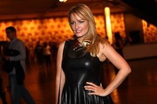 Luciana Vendramini diz que tem vergonha de ter sido paquita da Xuxa