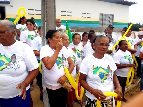 Caminhada da saúde abre a programação de aniversário de Canavieira - Imagem 8