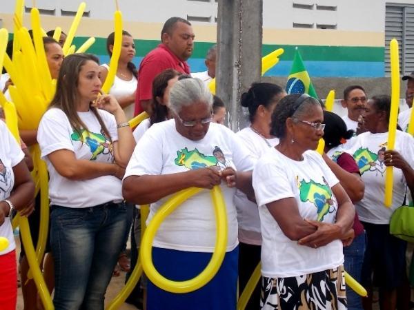 Caminhada da saúde abre a programação de aniversário de Canavieira - Imagem 15