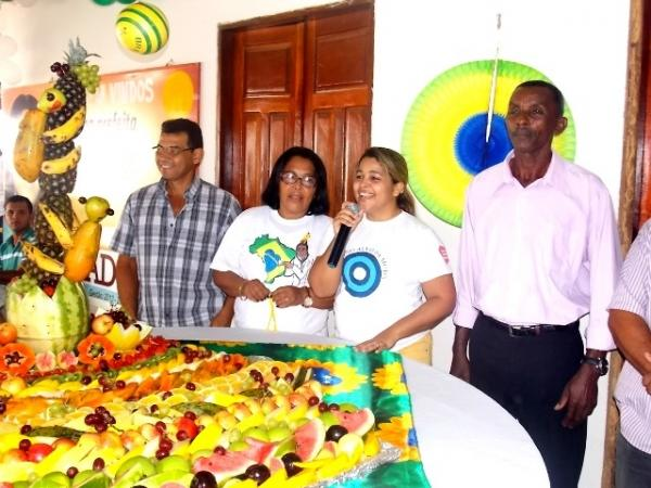 Caminhada da saúde abre a programação de aniversário de Canavieira - Imagem 4