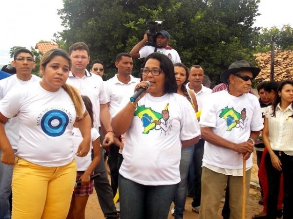Caminhada da saúde abre a programação de aniversário de Canavieira - Imagem 10