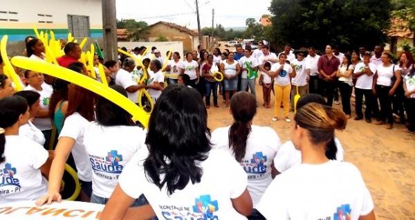 Caminhada da saúde abre a programação de aniversário de Canavieira - Imagem 14