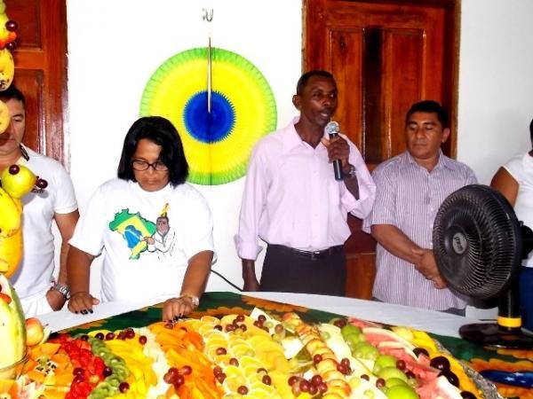 Caminhada da saúde abre a programação de aniversário de Canavieira - Imagem 3