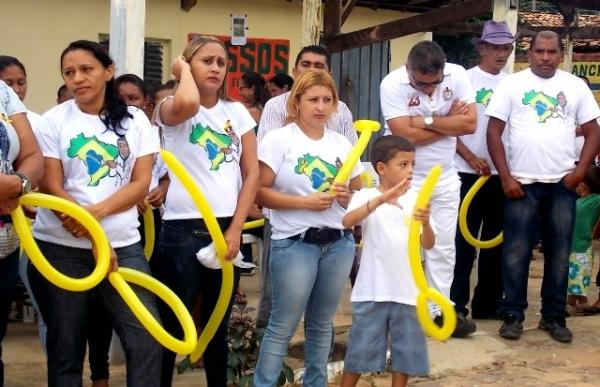 Caminhada da saúde abre a programação de aniversário de Canavieira - Imagem 7