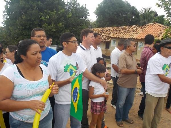 Caminhada da saúde abre a programação de aniversário de Canavieira - Imagem 11