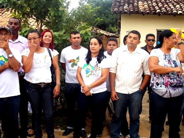 Caminhada da saúde abre a programação de aniversário de Canavieira