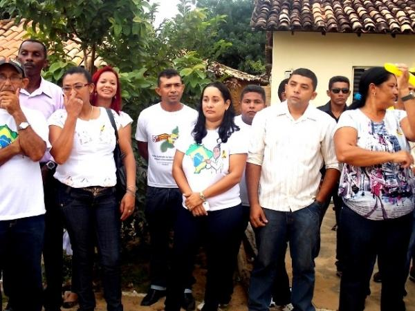 Caminhada da saúde abre a programação de aniversário de Canavieira - Imagem 12