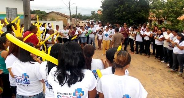 Caminhada da saúde abre a programação de aniversário de Canavieira - Imagem 13
