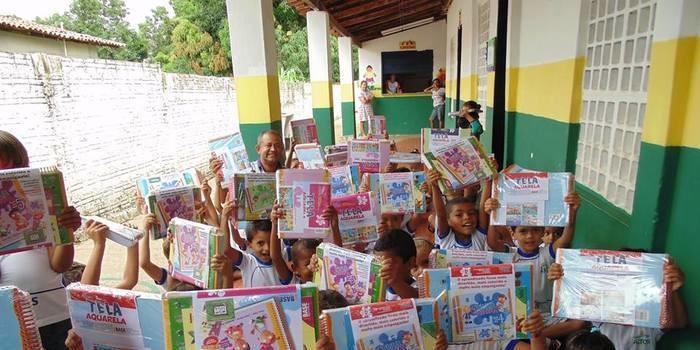Prefeitura de Altos realiza capacitação sobre utilização de material pedagógico