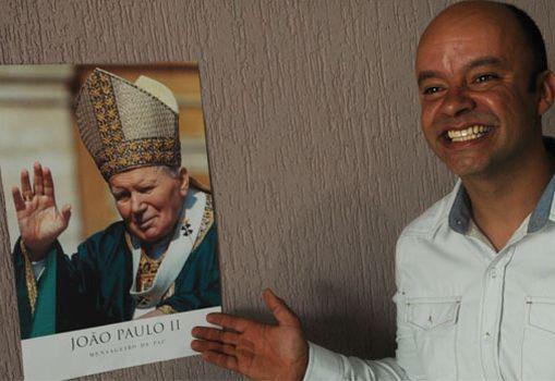 Mineiros  com nomes de papas acreditam em herança bendita