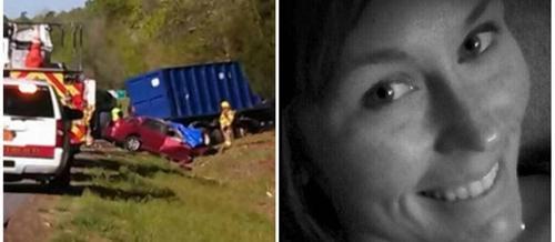 Americana bate o carro e morre depois de publicar uma selfie em rede social