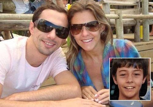 Justiça ordena que irmã do menino Bernardo Boldrini fique com a sua tia