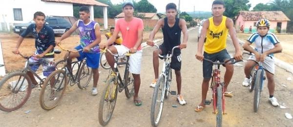 Maratonas e corridas de jumentos abriram  a programação do dia 28 em Canavieira - Imagem 14