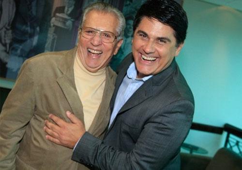 Aos 78 anos, Carlos Alberto de Nóbrega declara: ?Estou com medo de morrer?
