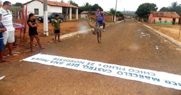 Maratonas e corridas de jumentos abriram  a programação do dia 28 em Canavieira - Imagem 12