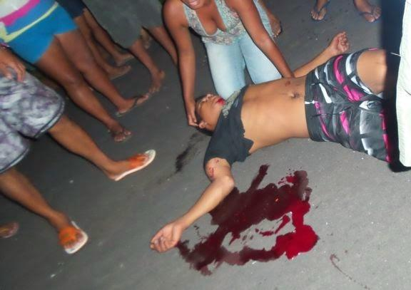 Motociclista quebra o braço ao sofrer acidente na estrada da Pedra do Sal, duas garotas ficam feridas.