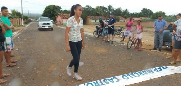 Maratonas e corridas de jumentos abriram  a programação do dia 28 em Canavieira - Imagem 6