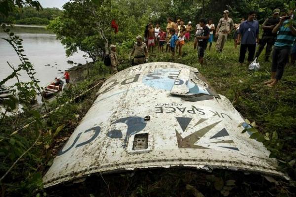 Objeto não identificado que intrigou vila no Pará pode ser fuselagem de foguete
