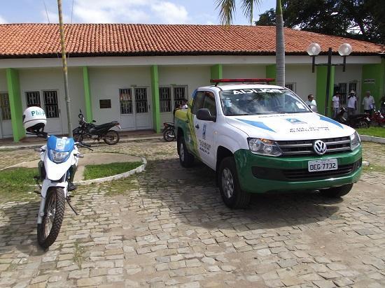 Prefeito Wallem consegue novas viaturas para a Polícia Militar de Guadalupe