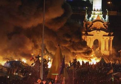 Ex-presidente ucraniano teria ordenado massacre de manifestantes