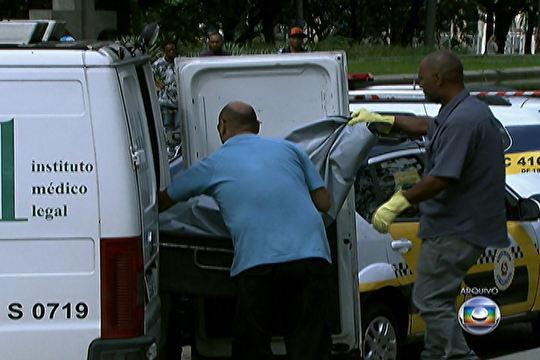 Polícia apura se esquartejado foi vítima de vingança de ex-namorada