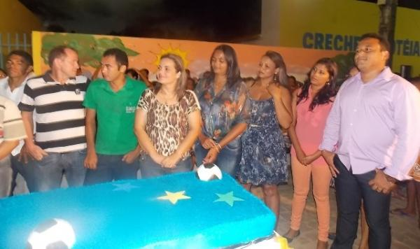 Canavieira comemora 22 anos com inaugurações, corte de bolo e muita festa.  - Imagem 21