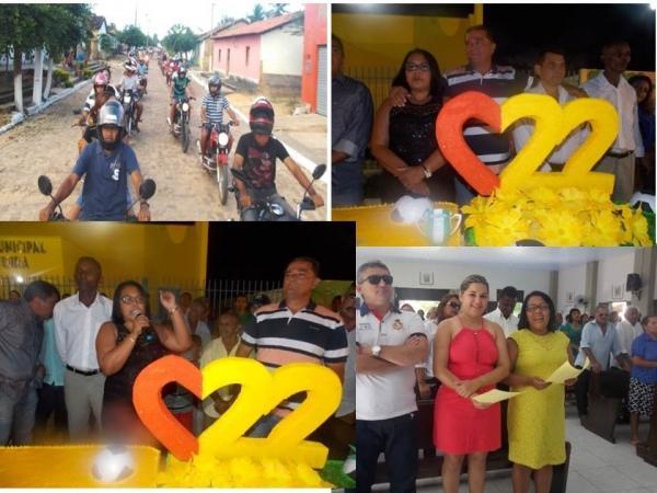 Canavieira comemora 22 anos com inaugurações, corte de bolo e muita festa.  - Imagem 48