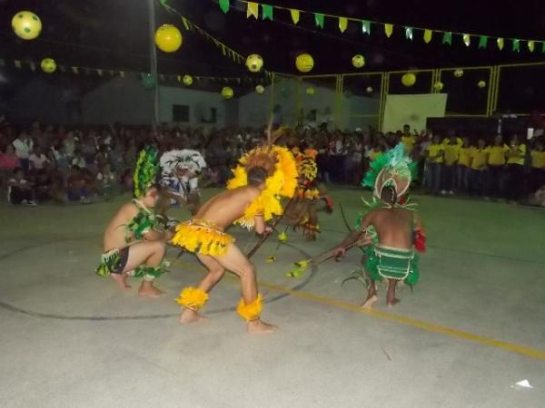Aniversário da cidade : Noite da educação foi um espetáculo em Canavieira  - Imagem 22