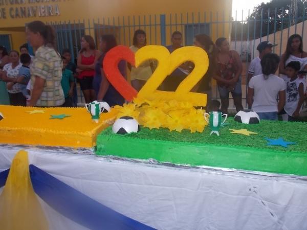 Canavieira comemora 22 anos com inaugurações, corte de bolo e muita festa.  - Imagem 26
