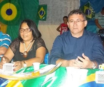 Aniversário da cidade : Noite da educação foi um espetáculo em Canavieira  - Imagem 40