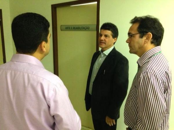 Contrato de gestão com o CEIR será reavaliado pela Sesapi