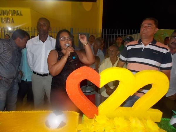 Canavieira comemora 22 anos com inaugurações, corte de bolo e muita festa.  - Imagem 8
