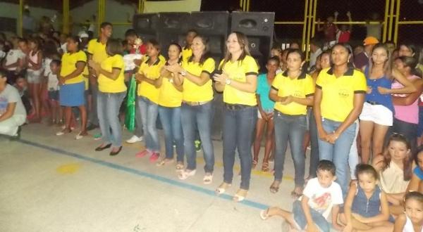 Aniversário da cidade : Noite da educação foi um espetáculo em Canavieira  - Imagem 21