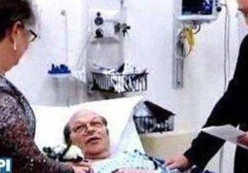 Noivo quase bate as botas e se casa na sala de emergência