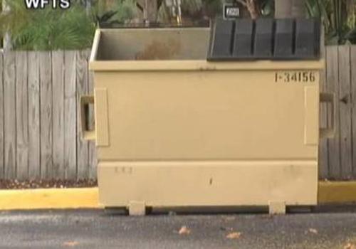 Porteiro joga corpo no lixo ao se confundir com suposta piada de 1º de abril