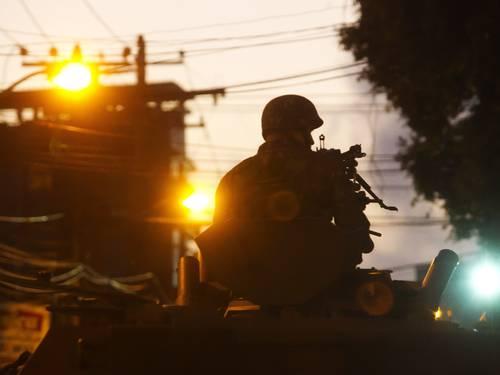 Pacificação: Forças Armadas já estão nas comunidades da Maré