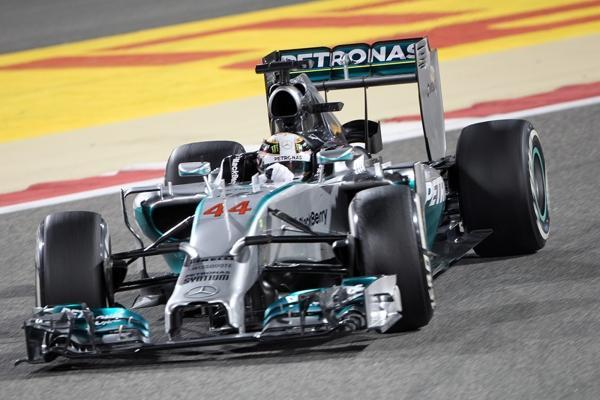 Hamilton larga fora da pole pela primeira vez na temporada e diz que