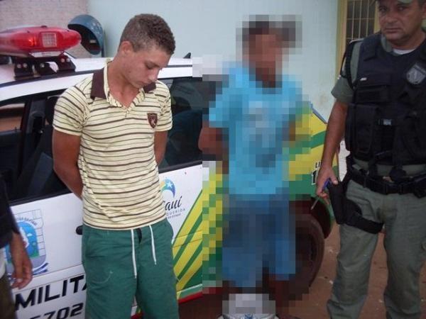 Ladrões arrombam Secretaria de Esportes em JF-PI