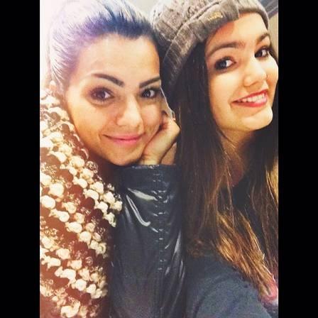 Filha de Kelly Key com Latino, Suzanna surge ainda mais parecida com a mãe