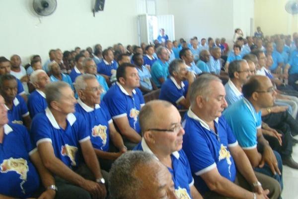 Missa Terço dos Homens encerra atividades comemorativas pelos 50 anos do município - Imagem 7