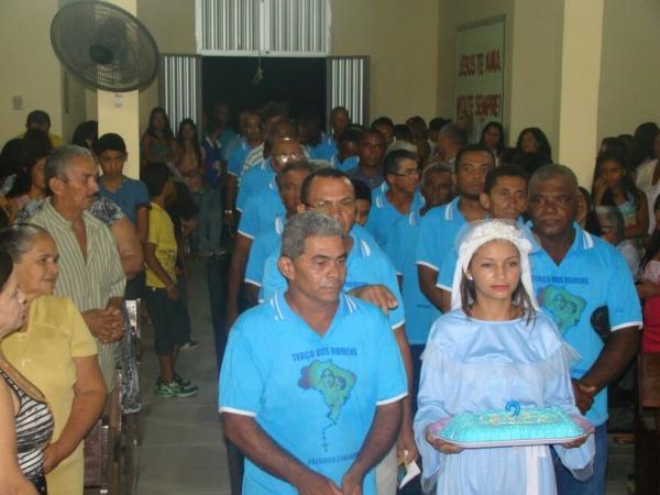 Missa Terço dos Homens encerra atividades comemorativas pelos 50 anos do município - Imagem 11
