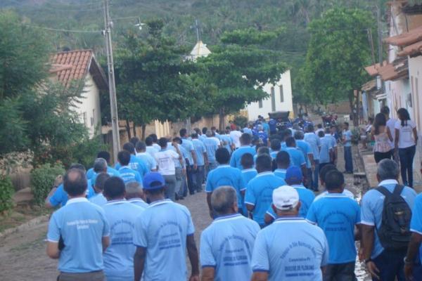 Missa Terço dos Homens encerra atividades comemorativas pelos 50 anos do município - Imagem 6